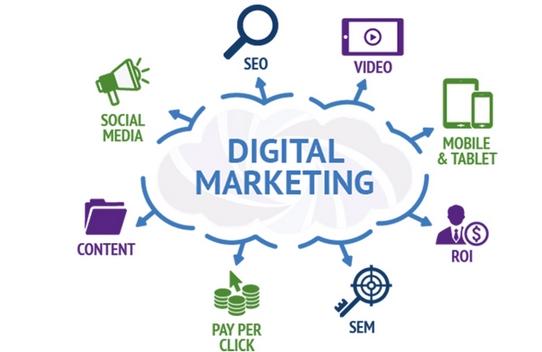 """Digital Marketing – Chiến lược vượt """"Đại dương đỏ"""" các doanh nghiệp dược"""