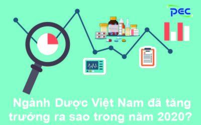 Ngành Dược Việt Nam đã tăng trưởng ra sao trong năm 2020